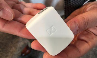 Memory Mic : un micro sans-fil connecté iPhone signé Sennheiser pour capturer le son à distance 29
