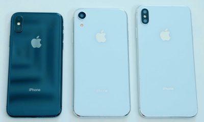Il faudra être rapide : quantités limitées pour l'iPhone 2018 le moins cher ... Et autres noms ! 21