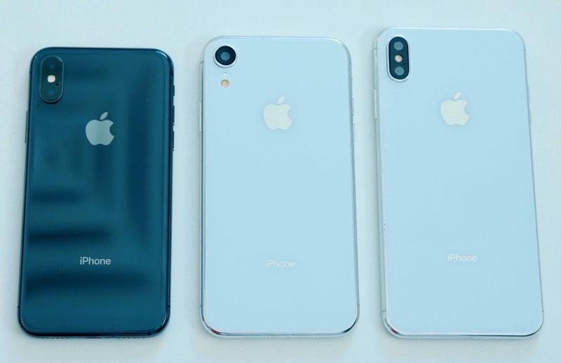 Il faudra être rapide : quantités limitées pour l'iPhone 2018 le moins cher ... Et autres noms ! 1