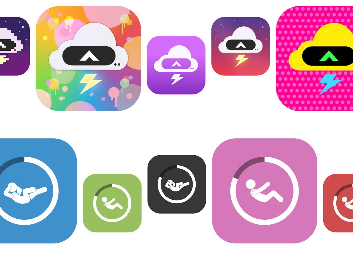 Certaines apps iPhone permettent de changer leur icône : en voici 7 1
