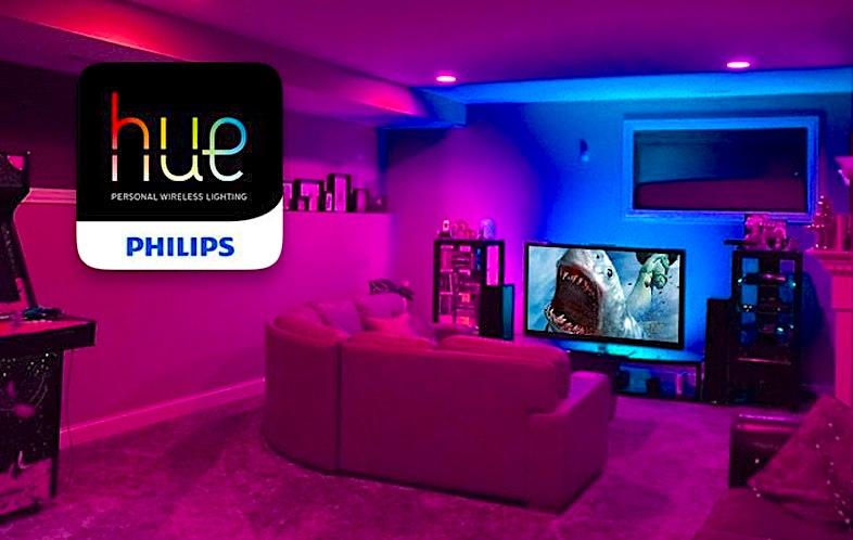 """Les lampes connectées Hue de Philips seront compatibles avec les """"raccourcis"""" iOS 12 1"""