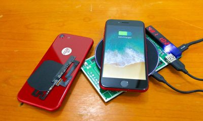 Un kit permet d'ajouter la recharge sans-fil aux iPhone 7 : vidéo 6