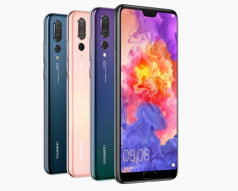 Huawei prépare son propre système d'exploitation mobile, mais pourrait être privé de processeurs 1
