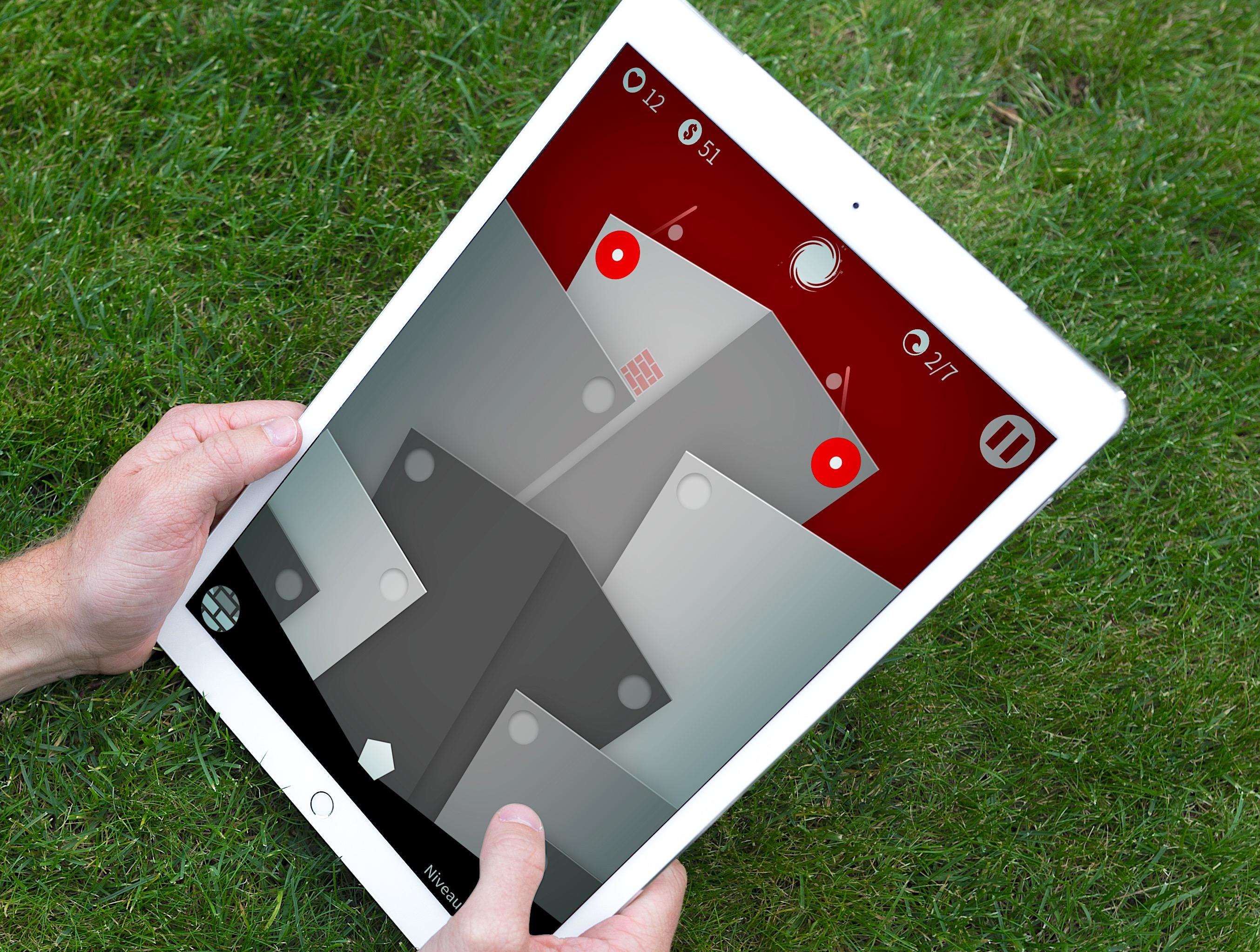 SOS Defense : un jeu de stratégie à la physique soignée pour iPhone et iPad 1
