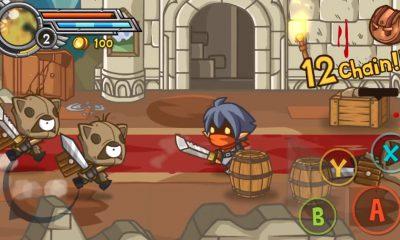 Des coups, du sang et des flammes, Wonder Blade ne fait pas dans la dentelle sur iOS. On a testé ! (Màj : support des manettes MFi) 21