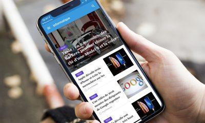 """Nouvelle app d'info en continu : """"24matins"""" iPhone vous fait gagner un iPhone XS, découvrez comment participer ! 33"""