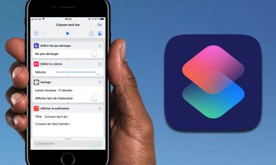 """En pratique iOS 12 : comment développer son premier """"Raccourci"""" sur iPhone ou iPad, vidéo et exemple à télécharger (Partie 2) 1"""