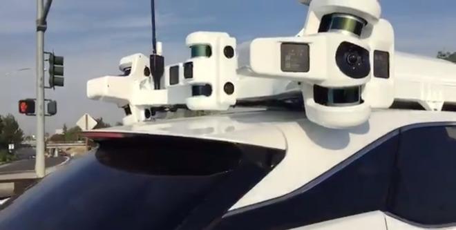 Apple Car : premier accident sans gravité pour l'une des voitures autonomes d'Apple 1