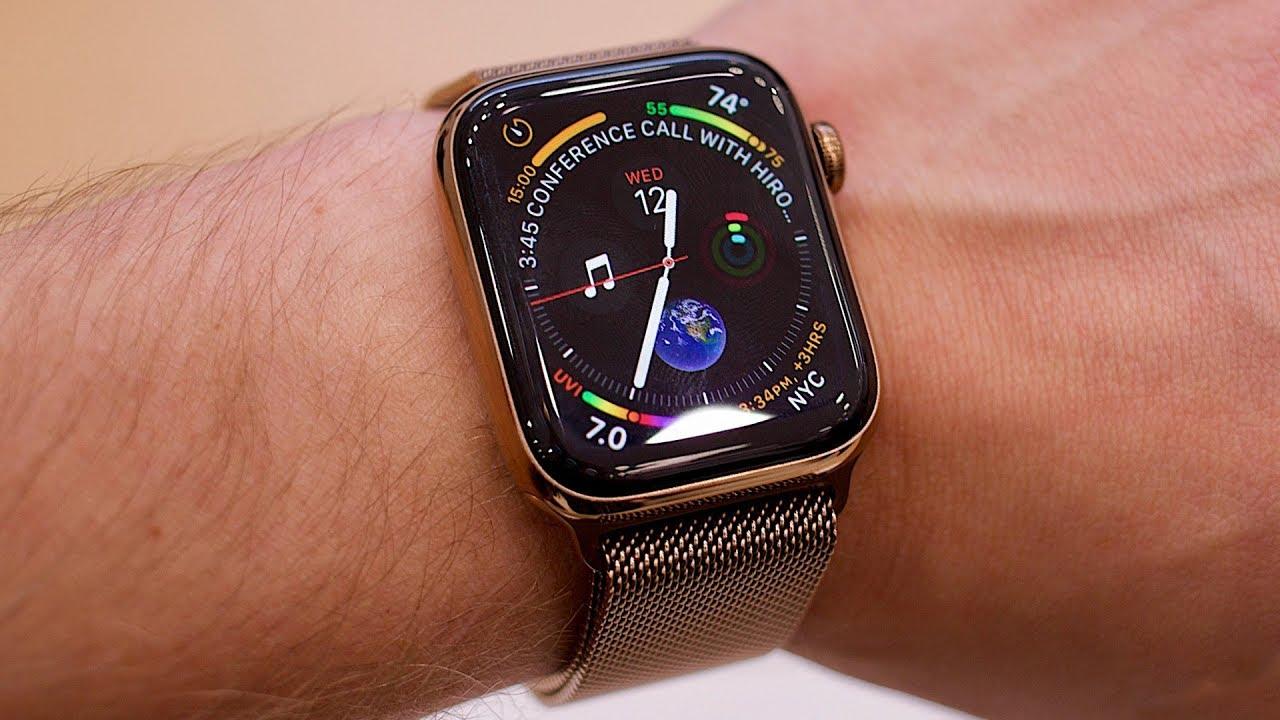 L'Apple Watch Series 4 en 4 vidéos de découverte + 3 bonus signées Apple 1
