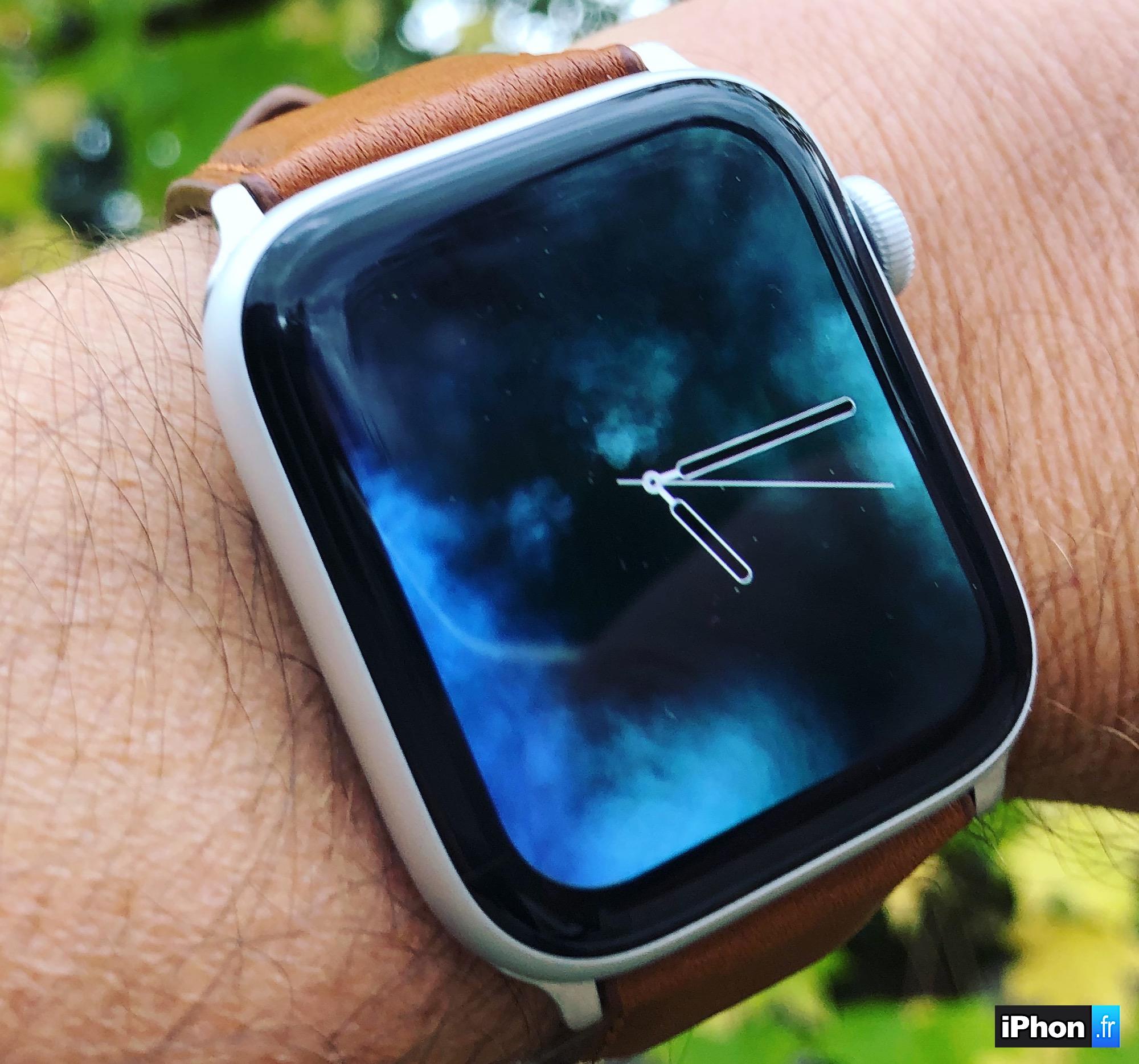 Facetime avec l'Apple Watch, Apple anticipe plusieurs caméras pour stabiliser l'image 1