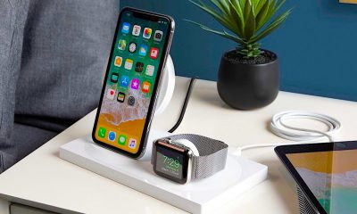 """Belkin lance un nouveau chargeur sans-fil """"boost up"""" pour l'iPhone et l'Apple Watch 13"""