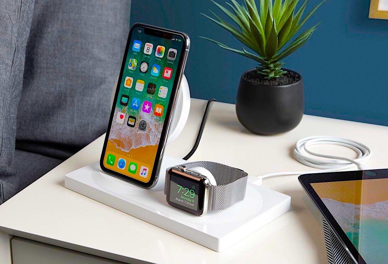 Nouveaux iPhone : les chargeurs à induction de Belkin et