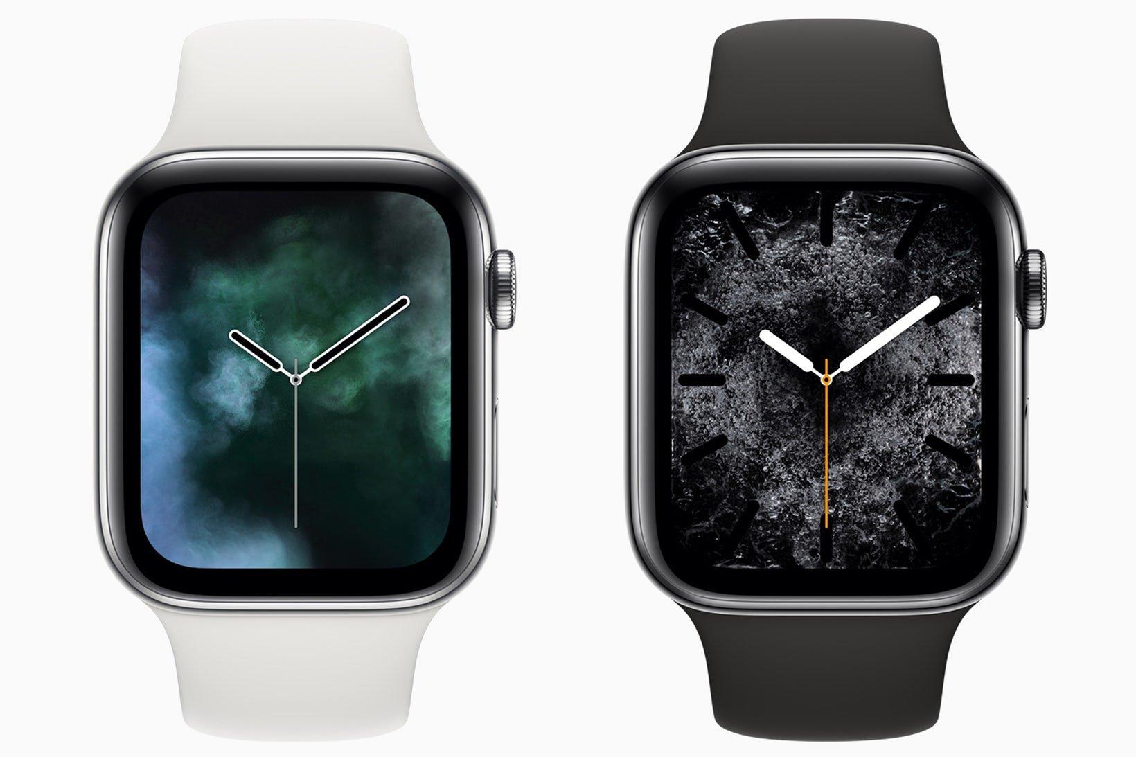 Pour ses nouveaux cadrans animés Apple Watch 4 :  Apple tout feu, tout flamme (vidéo) 1