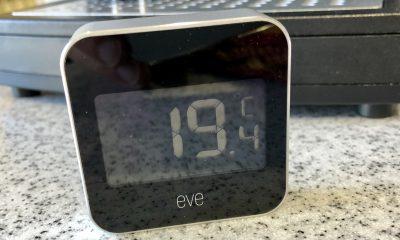 Promo flash sur la station météo Eve Degree avec afficheur LCD, compatible HomeKit et Siri 7