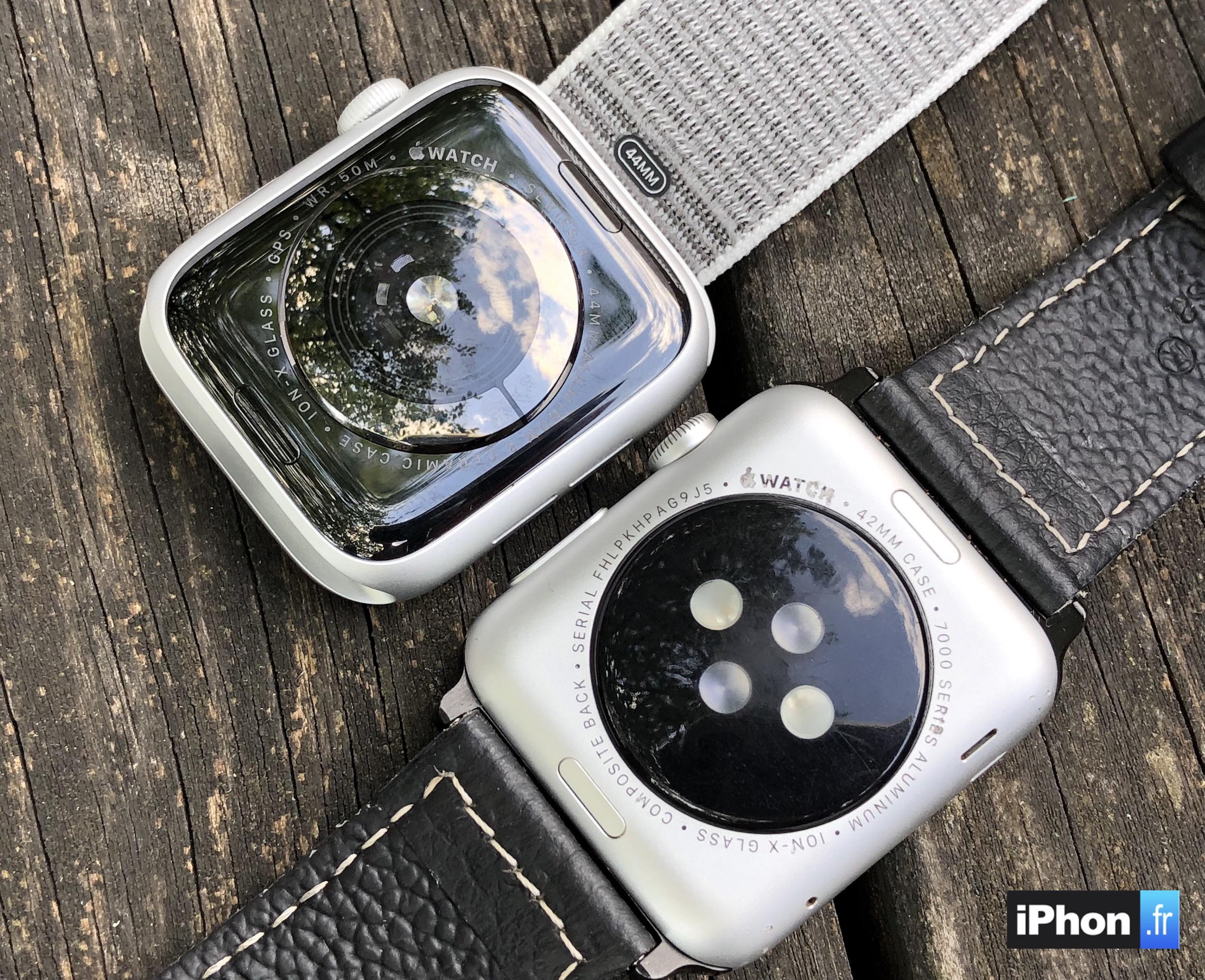 Nouveau câble de recharge Apple Watch avec prise USB-C disponible chez Apple 1