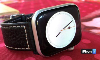 MàJ vidéo / Comment créer un cadran Apple Watch minimaliste avec symbole personnalisé au centre (  ou autre) 15