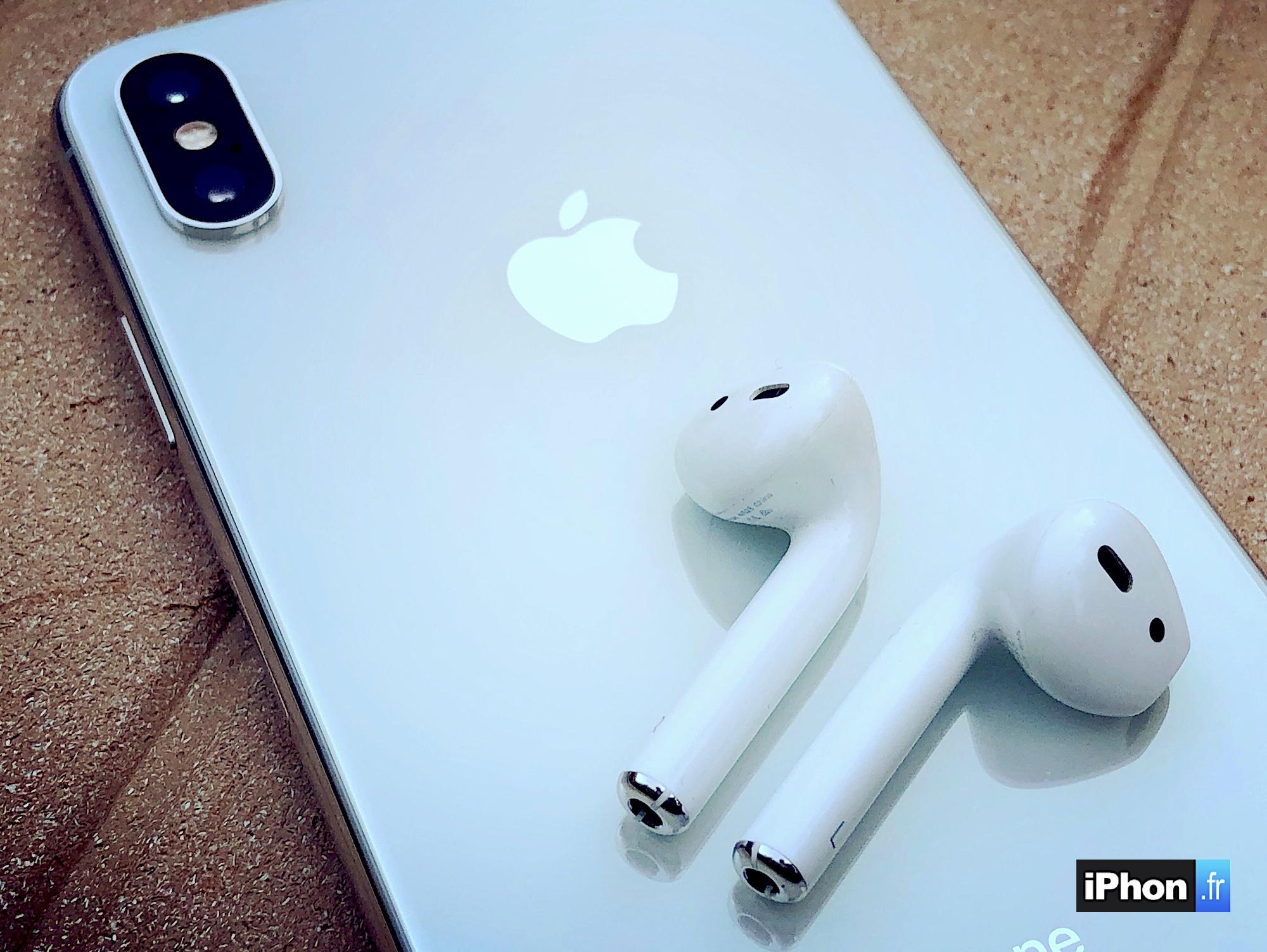 Avec iOS 12, les AirPods peuvent servir d'aide auditive : les détails en vidéo (MàJ) 1