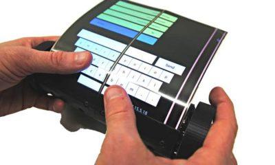 """L'écran flexible permet toutes les audaces : concept de smartphone à écran """"enroulable"""" (vidéo) 23"""