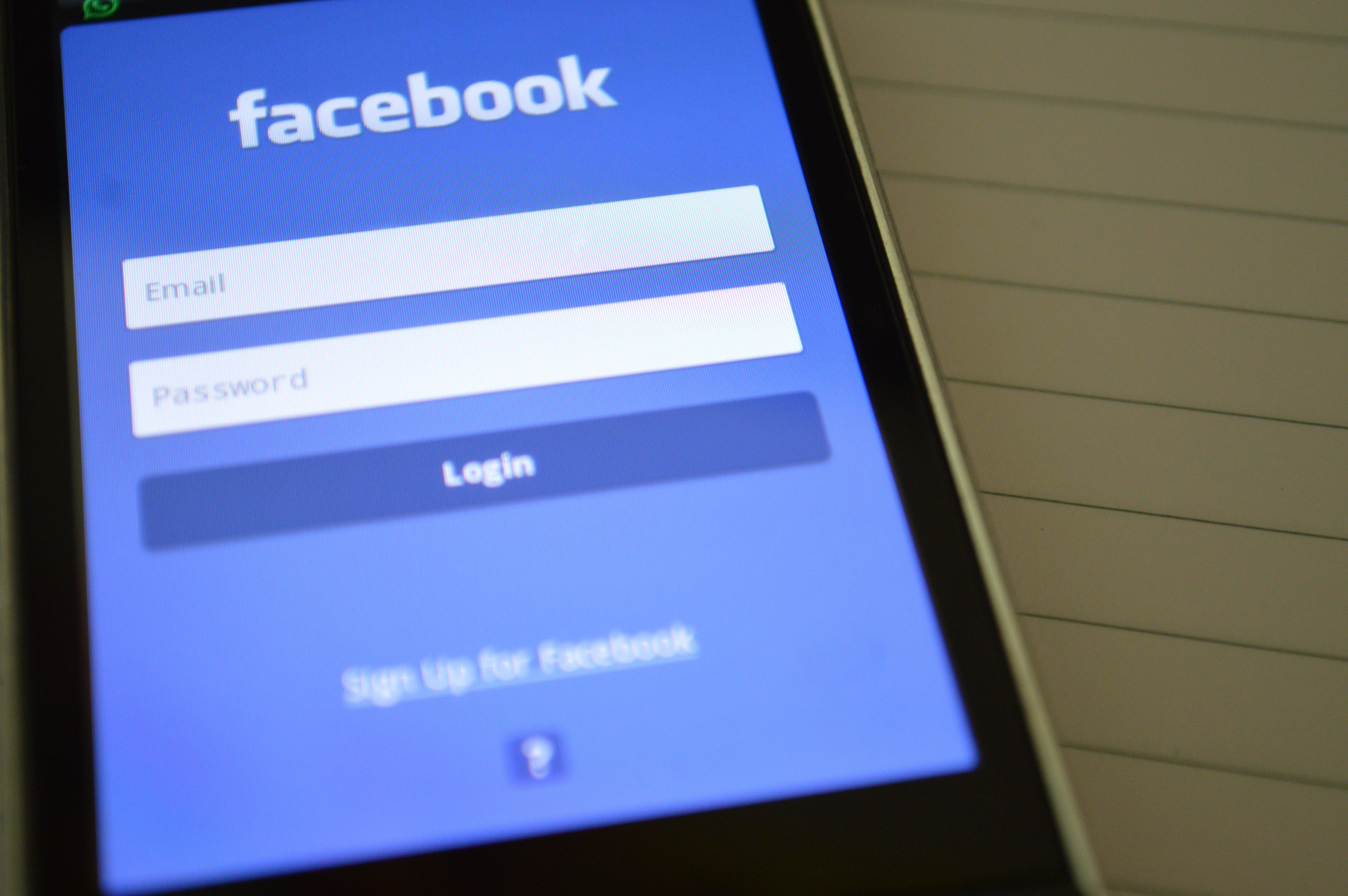Nouvel accroc à la protection des données chez Facebook : 1,5 millions d'utilisateurs concernés 1