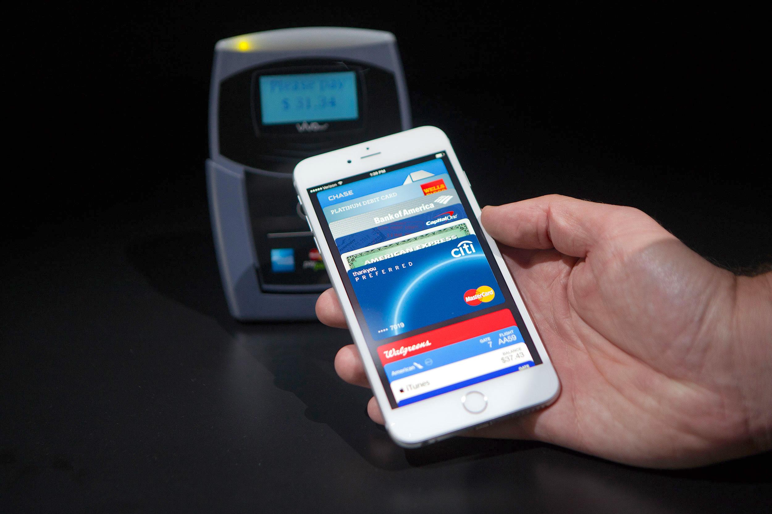 Apple Pay arrive au Crédit Agricole et chez LCL 1