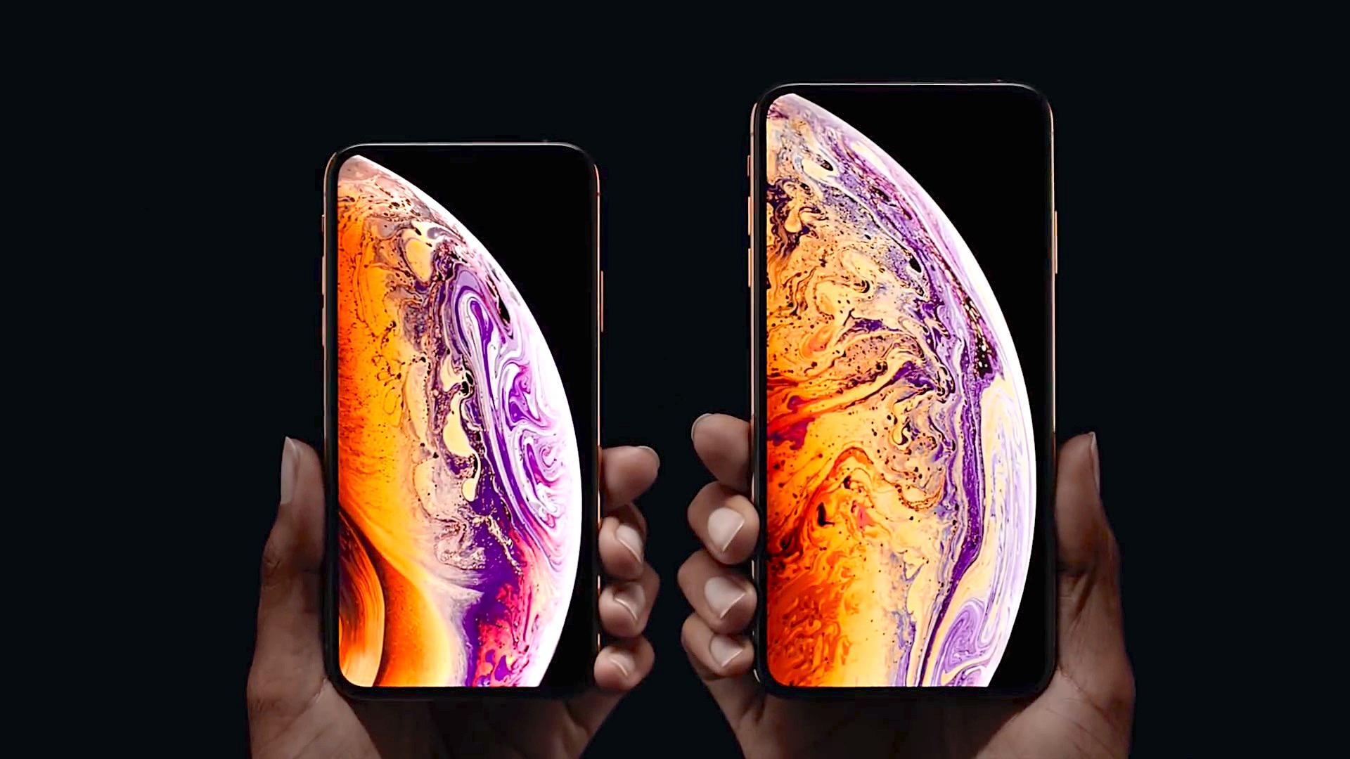 Les nouveautés des iPhone XS face à l'iPhone X dans un court clip signé Apple 1