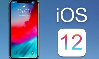 L'adoption d'iOS 12 se poursuit à un rythme nettement supérieur à iOS 11 25