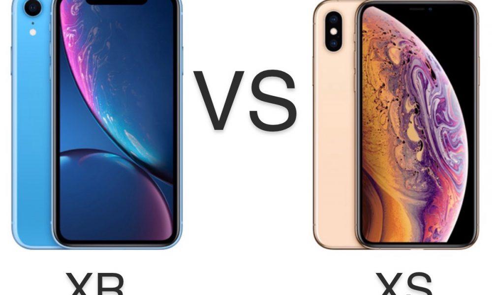 foto de iPhone XR ou iPhone XS ... Lequel choisir ? Les différences entre ...