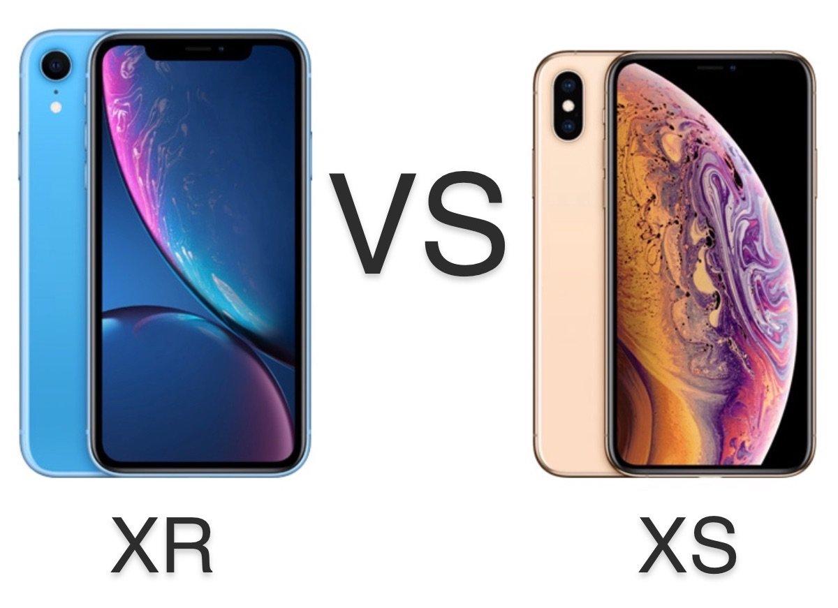 iPhone XR ou iPhone XS ... Lequel choisir ? Les différences entre ces deux nouveaux iPhone 2018 et notre avis 1