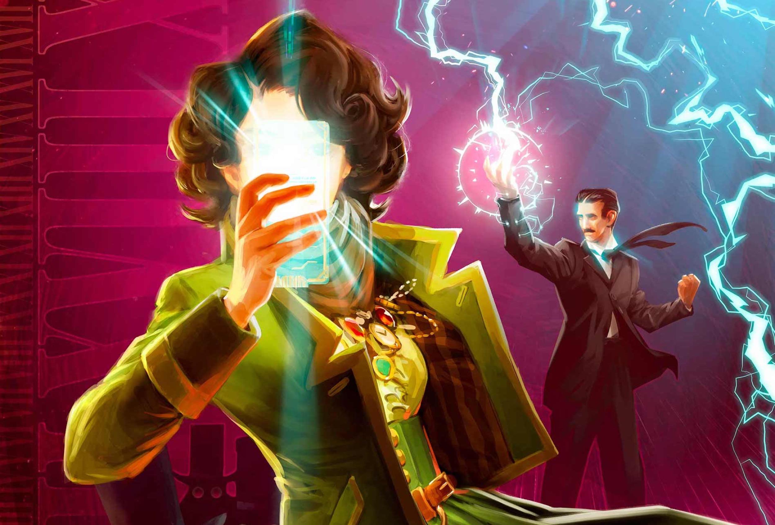 De mystérieuses failles temporelles au cœur de Chroniric XIX, nouvelle aventure interactive sur iPhone et iPad 1