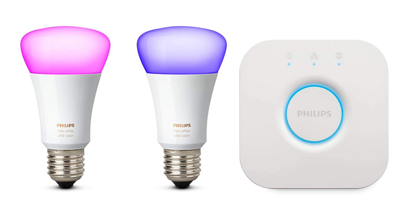 En promo : 15 packs d'ampoules, de ruban lumineux et kits Hue moins chers aujourd'hui ! 1