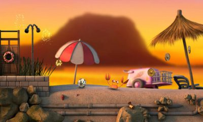 "Dépaysement et fun garantis avec ""Luca: The Dreamer"", jeu de plateforme 2D iPhone, iPad 7"