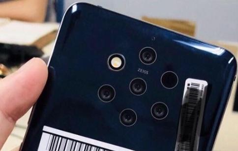 Chez Nokia, un smartphone avec 5 objectifs photos : de nouvelles possibilités dans le viseur ! 1