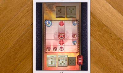 On a capturé le sage d'Onitama, dans l'adaptation iOS réussie du jeu de société 11