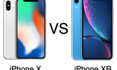 Differences iPhone X iPhone XR
