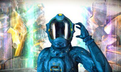 Retour à bord d'un vaisseau alien mystèrieux dans l'excellent Returner Zhero : le test 17