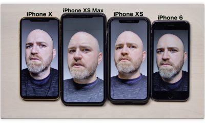 """Les selfies """"trop beaux"""" de l'iPhone XS corrigés avec iOS 12.1 : détails du bug 7"""