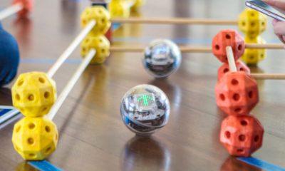 Un nouveau robot connecté arrive chez Sphero : voici Bolt et son afficheur LED 3