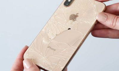 L'iPhone XS et XS Max testés dans de la bière et lors de chutes : plus résistant que le X mais ... toujours en verre ! 11