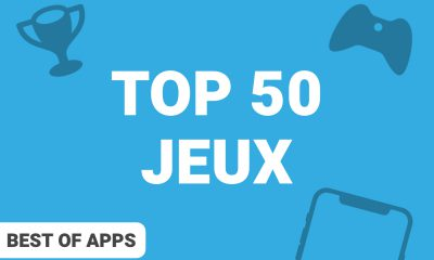 Dossier top 50 jeux iPhone & iPad