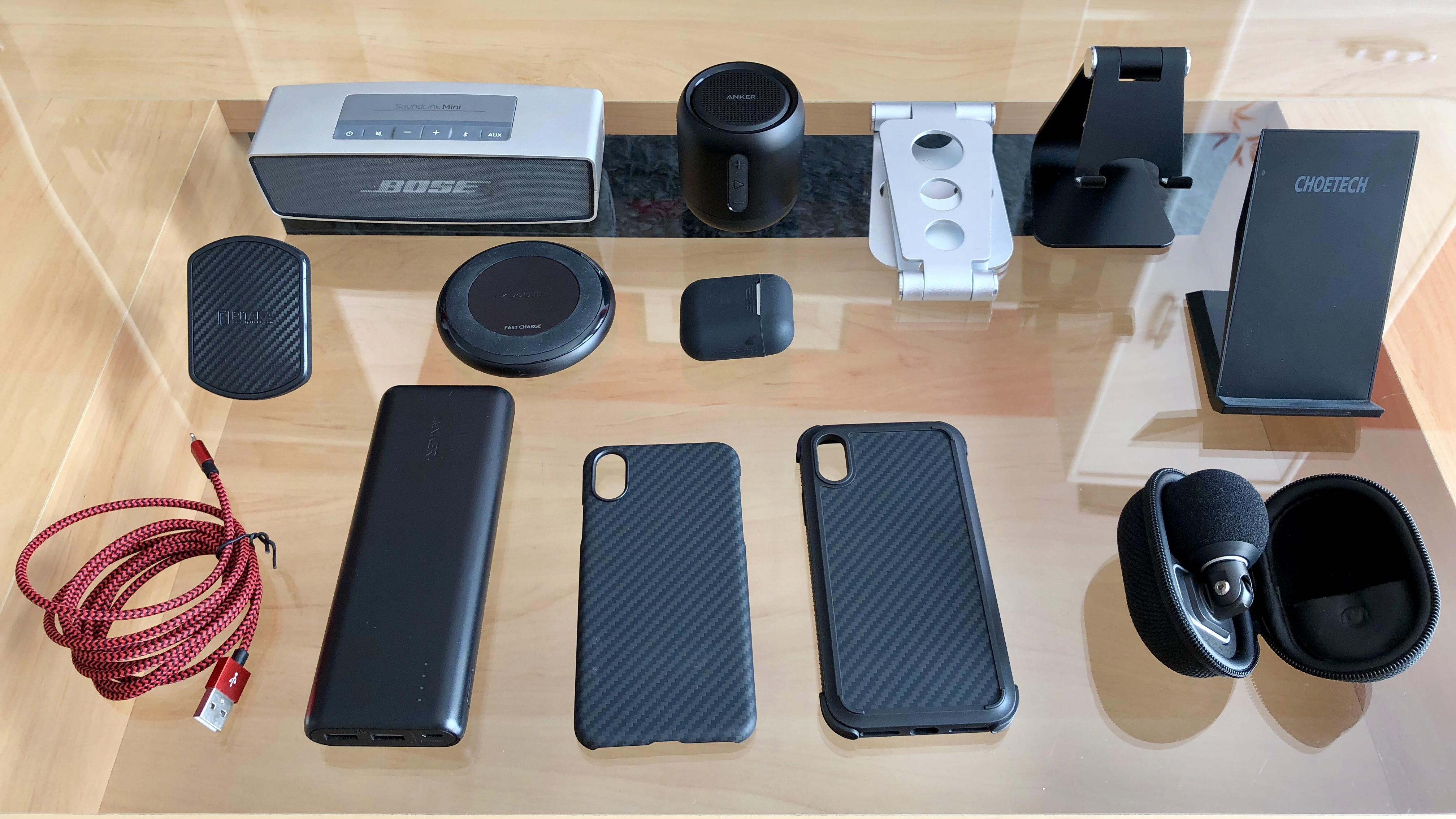 Dossiers et sélections d'accessoires iPhone, iPad, Apple Watch et AirPods iPhon.fr 1