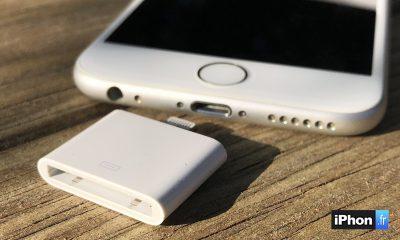 C'est fini, l'adaptateur Lightning pour les accessoires avec prises iPhone originales n'est plus vendu par Apple 5