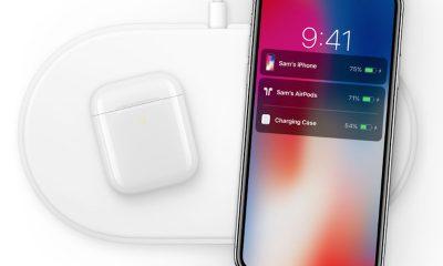 Pour le chargeur AirPower, Apple imagine un matériau qui évite que l'iPhone glisse 17