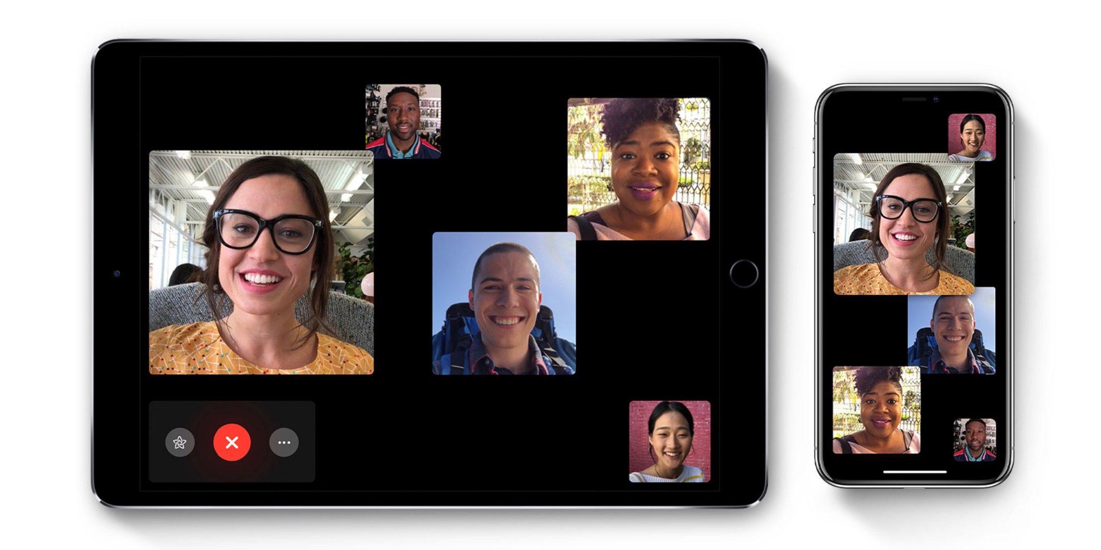 Apple désactive les appels FaceTime de groupe : on pouvait espionner ses contacts 1