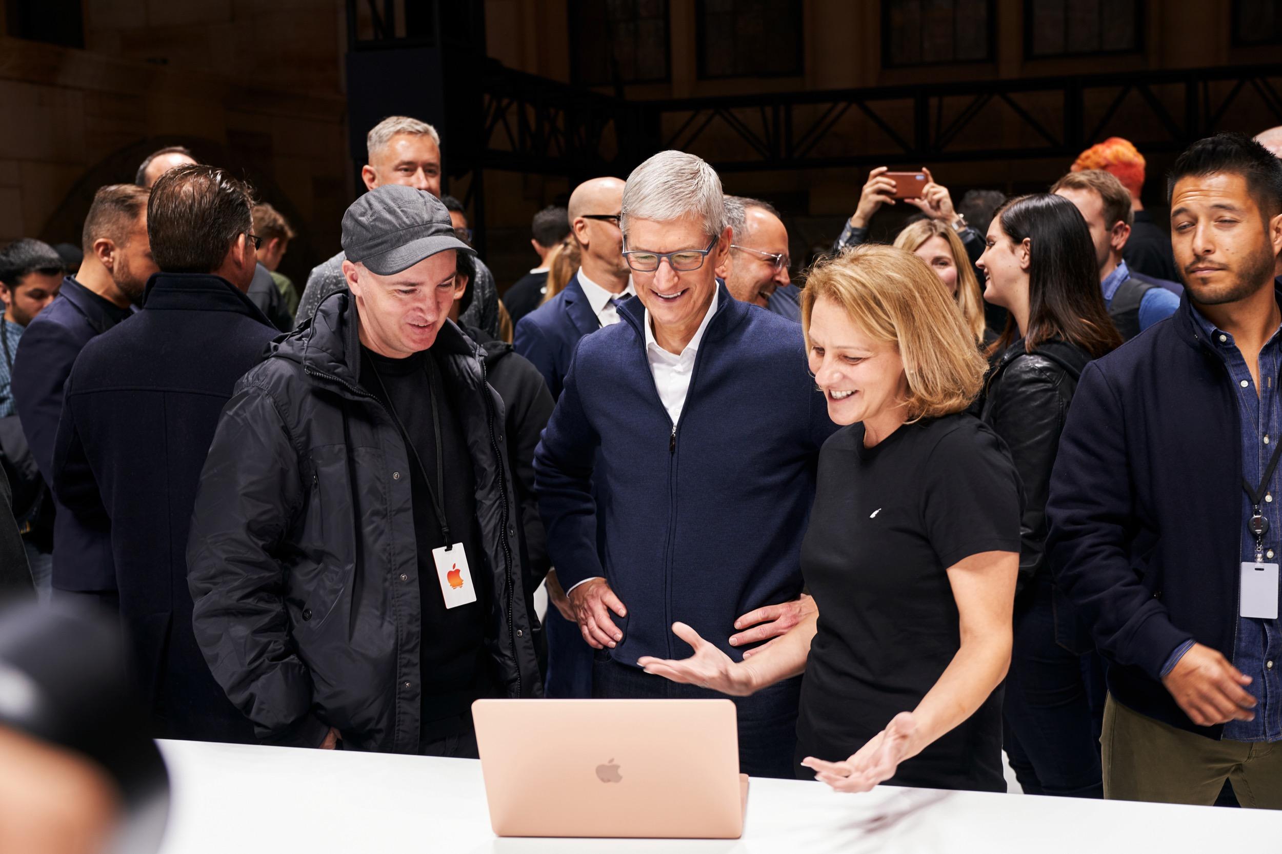 Réorganisation en profondeur chez Apple pour l'après iPhone : projets abandonnés et équipes bousculées 1