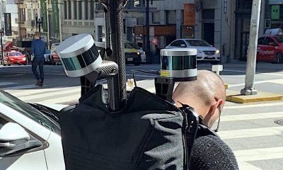 Après les voitures Apple bardées de caméra, voici les piétons avec sac à dos 6
