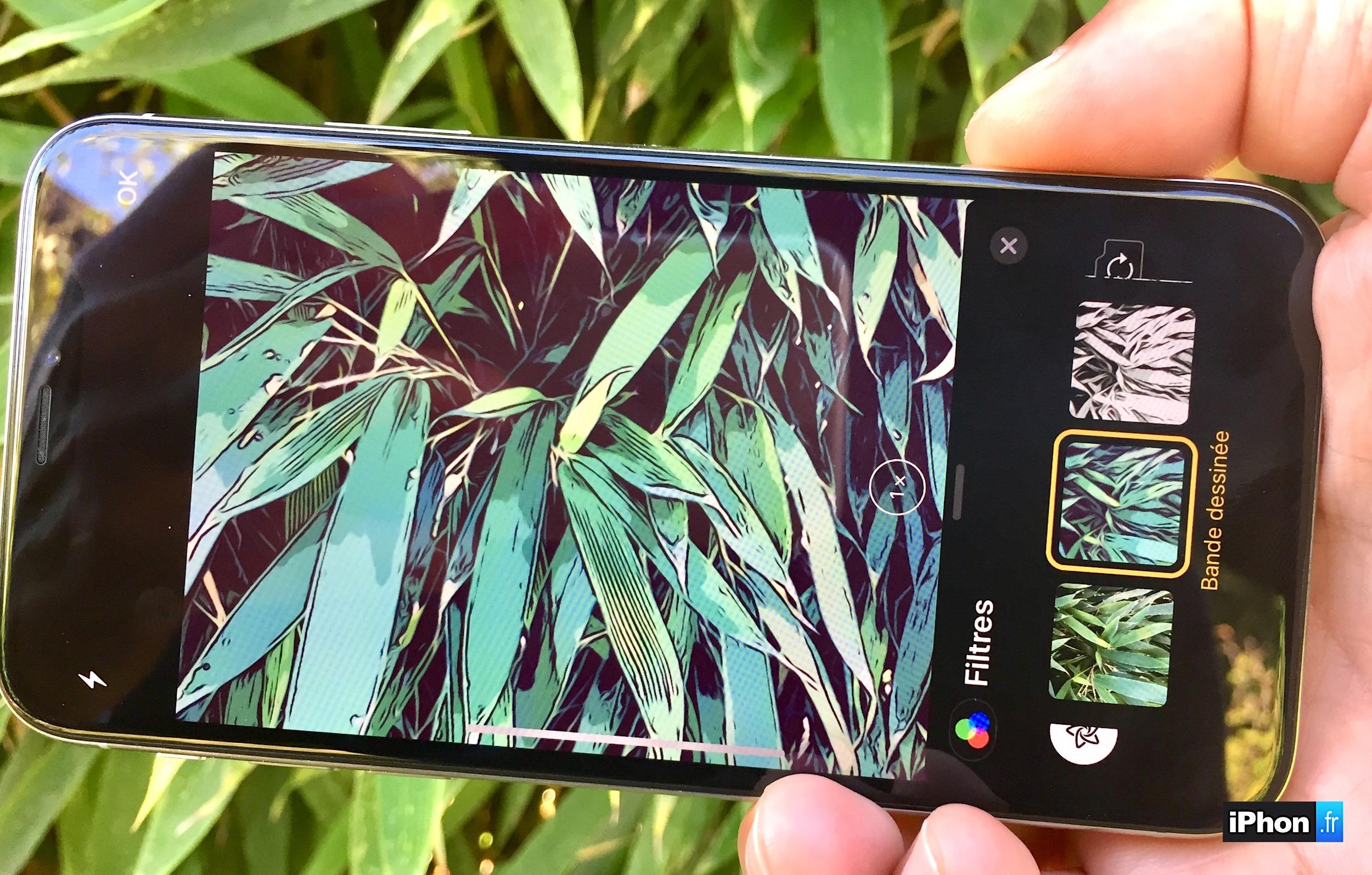 En pratique iOS 12 : des outils puissants pour enrichir photos et vidéos avant partage iMessage (vidéo) 1