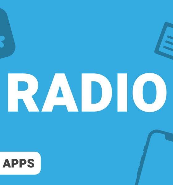 Dossier d'applications radio Phone & iPad