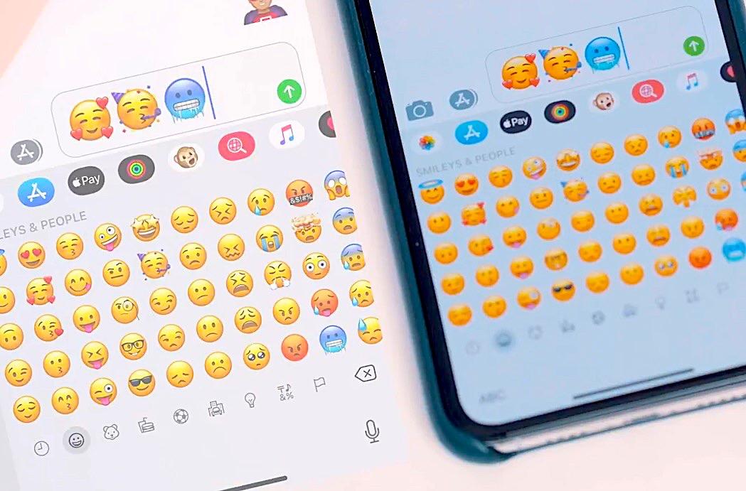 Apple confirme la sortie de iOS 12.1 ce mardi : dual-SIM, FaceTime de groupe, nouveaux émoticônes, etc. 1