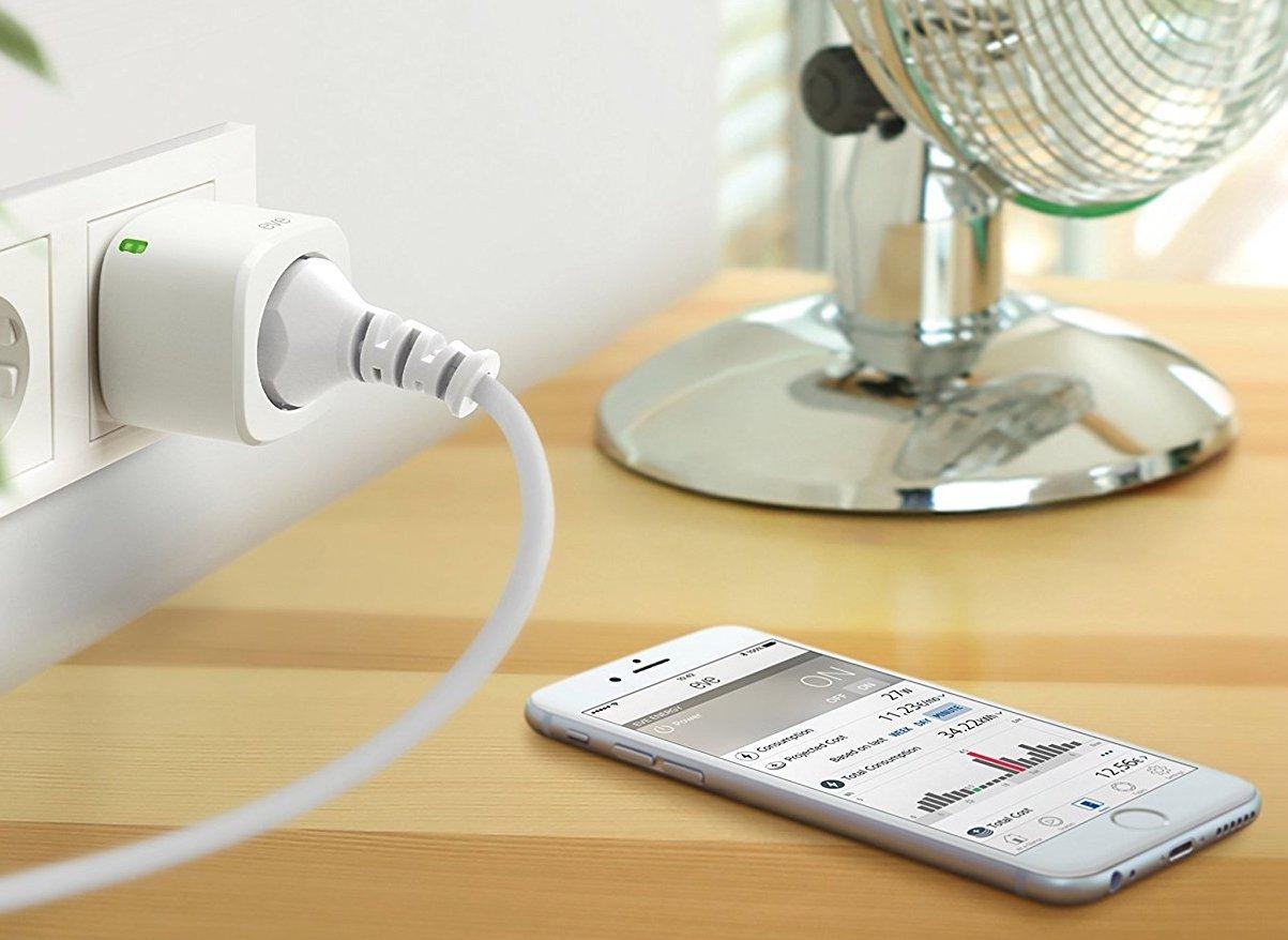 Prises électriques compatibles HomeKit 1