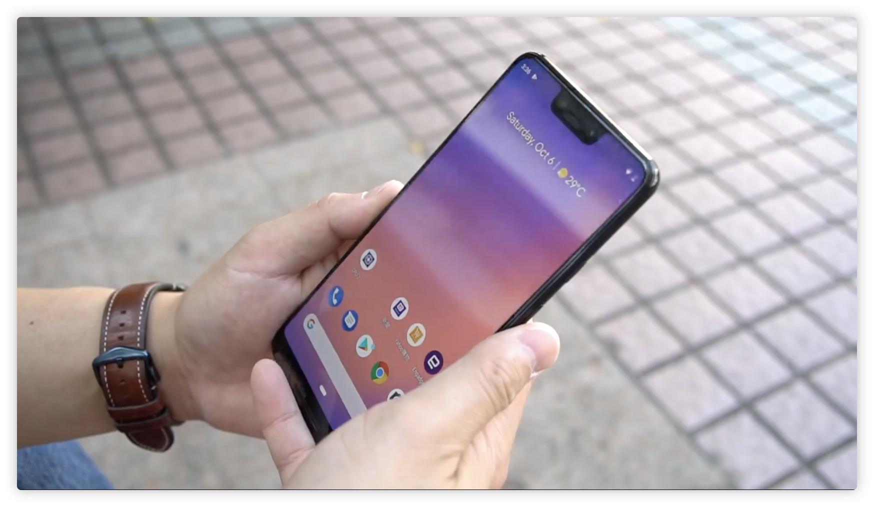 Le nouveau smartphone Pixel 3 de Google en vente avant-même son annonce officielle 1